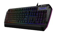 Tesoro Lobera Spectrum RGB Backlit MX Brown Switch Mechanical Gaming Keyboard