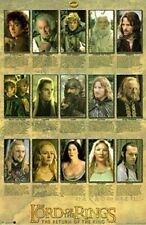 The Lord Of The Rings Return of the King Funky Poster Forces New 22X34