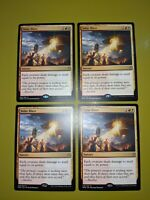 Solar Blaze x4 War of the Spark 4x Magic the Gathering MTG