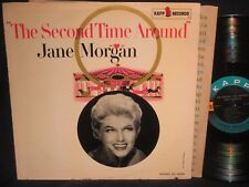 "Jane Morgan ""The Second TIme Around"" LP"