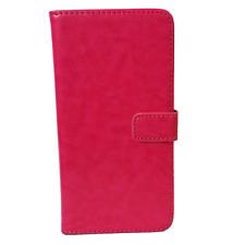 ^ BOOK MARBLED FLEXI Tasche Hülle Schutz Cover Case Samsung Galaxy J3 2016 PINK
