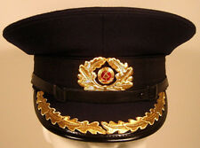 East German Germany GDR DDR NVA Navy Naval Mid Level Officer Hat Cap Two Covers