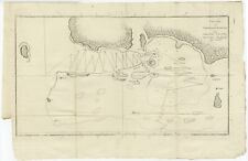 Sketch of Tongataboo Harbour (..) - Cook (c.1783)