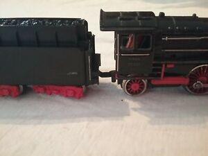 Märklin 3008 Dampflok F 800 mit Tender F809