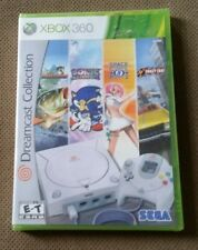 Dreamcast Collection (Microsoft Xbox 360) Sega Sonic Adventure Crazy Taxi NEW