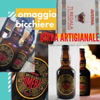 Birra Semedorato Himera Bionda cl 33  x 15 bottigl. ARTIGIANALE|Sicilia|Caltan.