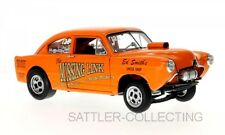 Emperador Henry J Gasser (naranja) Eslabón Perdido (1951)