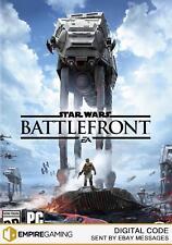Star Wars Battlefront PC (Origin Download Key)