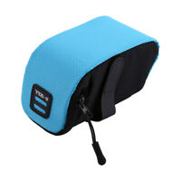 Cycling Bicycle Rear Bag Bike Saddle Bag Under Seat Storage Tail Pouch Pack