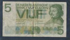 Nederland Pick-Aantal: 90a gebruikt (III) 1966 5 Gulden (7888572