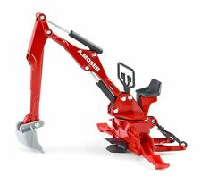 SIKU Moser Backhoe Attachment for Tractors
