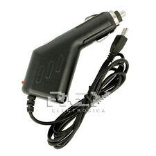 Cargador Coche Mechero MICRO USB para ALCATEL 12V-24V fusible ESPAÑA s25