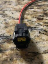 Air Temp (IAT) /Water Temperature Sensor Connector For Mazda RX7 FD 174352-2