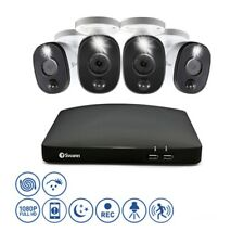 Swann SWDVK-846804WL 4 Camera 8 Channel 1080p Full HD DVR Security System