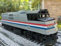 HO PFM Brass Amtrak F40PH Phase III Samhongsa Painted Runs Nice Details Fast Shp