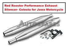 Red Rooster Performance Silencieux Échappement - Celesta Pour Jawa Moto