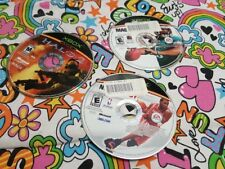 Halo 2 (2004) NBA, Madden NFL Original Microsoft XBox 2 Game Set Lot (Disc Only)