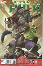INDESTRUCTIBLE HULK # 13, AGENT OF T.I.M.E: PART THREE. MARVEL COMICS