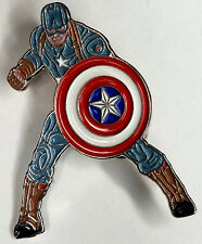 Marvel MCU - Captain America Character (Steve Rodgers) Pin