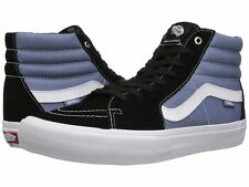 NEW VANS SK8 HI PRO BLACK INFINITY SURF MX BMX SKATEBOARD HIP HOP SPORTS SHOES 9