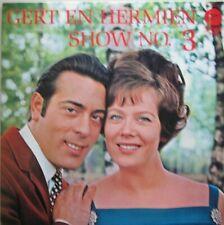 GERT EN HERMIEN - DE GERT EN HERMIEN SHOW NO 3 -  LP