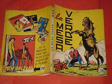 TEX GIGANTE LIRE 200 di copertina N° 31 -1966 con mg- NO SPILLATO 3 TRE stelle