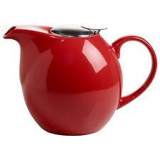 infusionst Théière 1,5 L, rouge, Boîte à cadeau, céramique, it12115 / thé pot