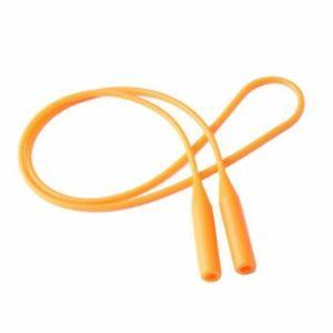 1pc Adjustable Silicone Eyeglasses Straps Elastic Sunglasses Chain Anti-slip Str