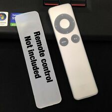 Brand New Apple Tv 2/3rd Gen Clear Remote Control Silicone Case  Uk Seller