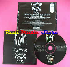 CD singolo Korn Falling Away From Me 668135 2  no lp mc vhs(S19*)