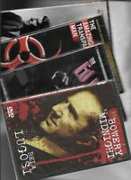 4 DVD Slimcase lot Horror, Science Fiction, Thriller - 5 movies! NEW & SEALED!