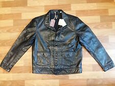 Levis Vintage Clothing LVC Menlo Cossack leather jacket