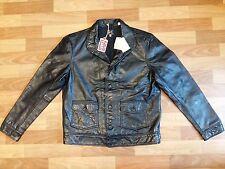 Levis Vintage Clothing LVC Menlo Cossack leather jacket