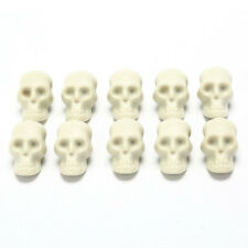 10PCS Mini Human Skull Head Skeleton Halloween Bars Decoration Party Favours Toy