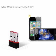USB 2.0 Wireless LAN Card 150Mbps WiFi PC Wireless Adapter 802.11n/g/b Network
