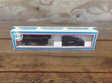 Vintage PMI 0-4-0 Santa Fe Shifter with Tender in Original Box