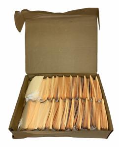 Avery 12508 Strung Shipping Tags, 11.5 pt. Stock, 6.25 x 3.13, Manila, 974/Box