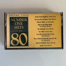 MCA #1 Hits of The 80's Volume 3 (Cassette)