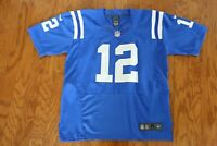 Nike Field Andrew Luck Football Jersey Indianpolis Colts Stitched Lettering 48