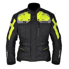 Giacche lunghi neri per motociclista Taglia XL