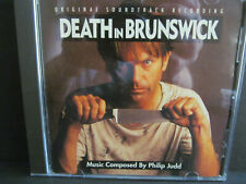 PHIL JUDD - DEATH IN BRUNSWICK Soundtrack - 1991 - CD and Booklet Only - *VG*