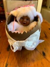 Anne Geddes Baby Bunny in Easter Chocolate Egg Cc7