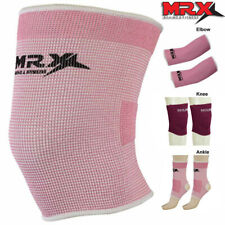 Women Compression Support Gym Knee Elbow Ankle Brace Sleeves Arthritis Relief 2X