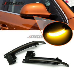 LED Dynamic Blinker Indicator Mirror For Audi Q3 RS Q3 A6 S6 RS6 C6 A8 S8 A3 S3