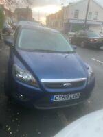 2010 Ford Focus 1.8 Zetec