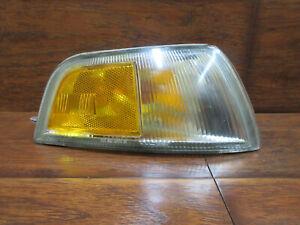 97-01 Mitsubishi Mirage Set Corner Park Signal Marker Lights MR296305 MR296306