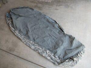 ACU Camouflage Gore Tex Bivy Sack, Sleeping Bag Cover, Tennier Industries