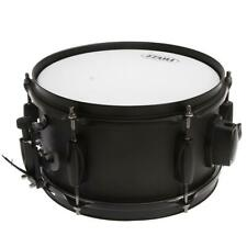 """Tama Metalworks 5.5x10"""" Steel Snare Drum with Matte Black Shell Hardware"""