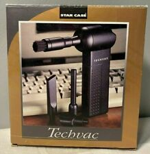 Techvac Keyboard Hand Held Cleaners w/ Attachments Included Home Office Computer