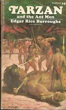 Tarzan and the Ant Men by Edgar Rice Burroughs (Tarzan Book #10)